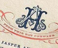 21 Letterpress Invitations for Design Inspiration