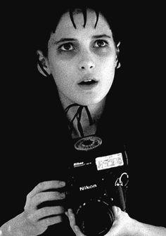 "Winona Ryder as Lydia Deetz - ""Beetlejuice"", 1988."