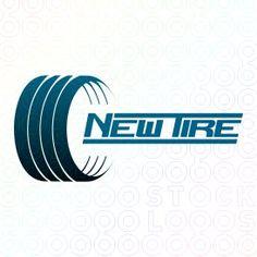 New Tire logo #logo #automotive #design