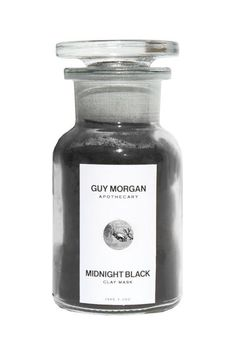 Midnight Black Clay Mask