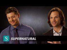 Supernatural: Fan Q&A: Part 1 - YouTube