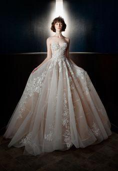 Galia Lahav Bridal Spring 2018 – WWD