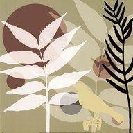 Organic Zen I  Fine Art Print
