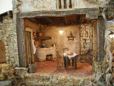 Belem, Bethlehem, Decoration, Diorama, Portal, Cribs, Scenery, Google Search, Pretty