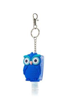 Blue Owl Light-Up PocketBac Holder - Bath & Body Works   - Bath & Body Works