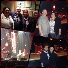 #ShineOnTour fans in Toronto  ! Two drove 10 hours from Chicago. Two drove six hours from Albany.