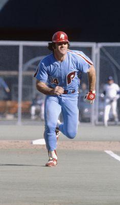 Pete Rose - 1980 World Series