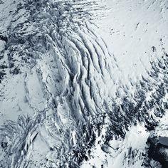 Ice Textures by Jan Erik Waider