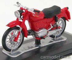 STARLINE MODELS 99010 Scale 1/24  MOTO GUZZI ZIGOLO RED