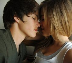 Teen couple. by ellaaa, via Flickr