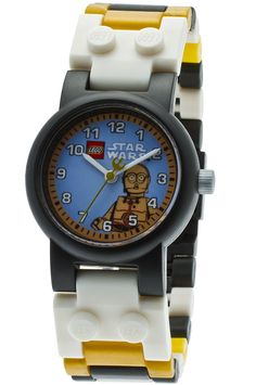 LEGO Star Wars C3P0 watch with minifigure >>> Learn more by visiting the image link. (This is an Amazon Affiliate link and I receive a commission for the sales)