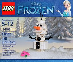 Leaked: 14001 Olaf Set Image (Disney Frozen) by Cole Edmonson, via Flickr
