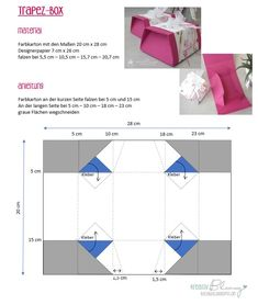 Ideas Design Paper Box For 2019 Ideas Scrapbook, Scrapbook Journal, Scrapbook Designs, Scrapbook Supplies, Scrapbook Paper, Scrapbooking, Fabric Stamping, Stamping Up, Paper Lace