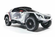 """Peugeot """"Dakar 2017"""""""