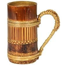 Bamboo Handmade Beer Mug 5 Dremel, Bamboo Architecture, Buy Bamboo, Craft Images, Bamboo Crafts, Coconut Shell, Gourds, Rattan, Woodworking