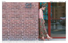 Editorial I Love NYC na Gallerist Mag Issue #5