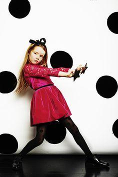 My Little Dress Up ✭ AW14 LILY blouse | ROSE skirt | OLIVIA headband