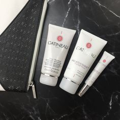 Radiance Enhancing Gommage, Mélatogénine Futur Plus Anti-Wrinkle Radiance Mask and DefiLift 3D Revolumising Lip Care