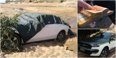 The Crime Intelligence-driven operation comprising of members from the Tactical Response Team, Public Order Police Unit, K9 Unit and supported by the SANDF continue to make tremendous impact on cross border crimes such as smuggling of stolen properties including motor vehicles.