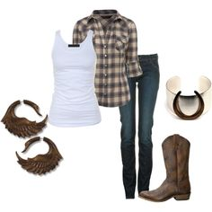 this is a good rodeo outfit