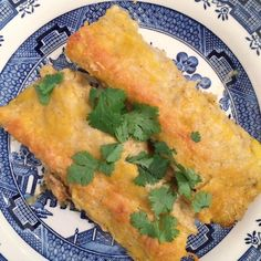 The very best chicken enchiladas!