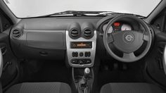 High-quality aesthetics provide the luxury and styling of a passenger vehicle, without compromising on the practicality and versatility that's consistent with a bakkie. Available driver-friendly features include an aircon, CD/MP3 audio system, power windows and door locks, and a slide-opening rear window. #Nissan #NP200