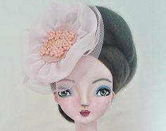 Adele - Ooak poseable art doll