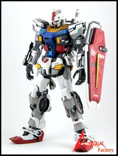 GUNDAM GUY: RX-78-2 Gundam Evolve 15 - Customized Build