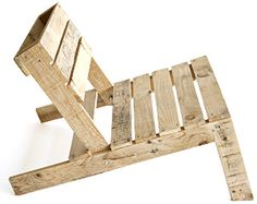 the pallet chair