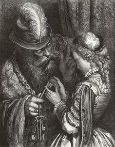 Bluebeard - Gustave Dore