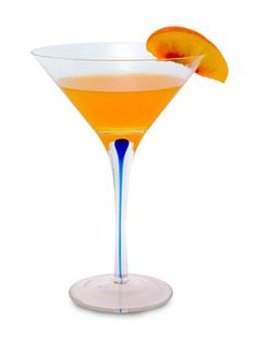 Perfect Peach Martini