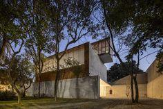Brazil - Sao Paulo Studio R / Studio MK27© Fernando Guerra, FG+SG Architectural Photography