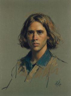 Daniel E. Greene - Portrait Artist, Subway Paintings, Still Lifes, Workshops, Paint Sets & Painting Videos