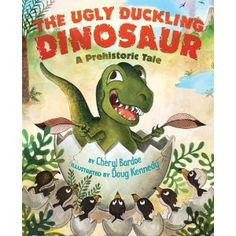 28 best childrens books dinosaurs images on pinterest baby the ugly duckling dinosaur a prehistoric tale cheryl bardoe author roy d fandeluxe Image collections