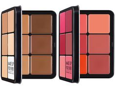 Make Up For Ever Ultra HD Foundation & Blush Palettes 2019 - Beauty Trends and Latest Makeup Collections Makeup Forever Foundation Palette, Makeup Artist Quotes, Professional Makeup Kit, Blush, Colors For Skin Tone, Latest Makeup, Aesthetic Makeup, Makeup Palette, Makeup Collection