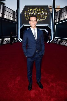 "Alberto Rosende attends the World Premiere of ""Star Wars: The Force Awakens"""