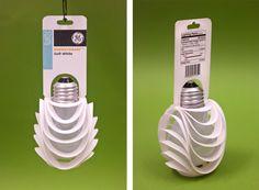Lotus Bulb #packaging Benjamin Kowalski Design PD