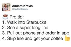 24 Life Changing Starbucks Pro Tips You Need To Know Right Now