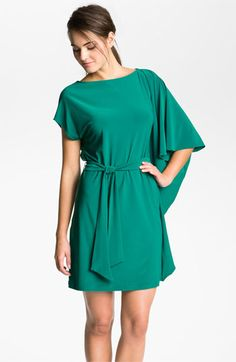 f52d7617d8ee7 Abi Ferrin  Delia  Asymmetrical Sleeve Jersey Dress (Online Exclusive)  available at