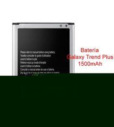 Batería Interna de Recambio Para Samsung Galaxy Trend Plus s7580 de 1500mAh 806988 - Batería para Samsung Galaxy Trend Plus s7580 de 1500mAh Cuando vemos que nuestra batería deja de funcionar y no tenemos la misma duración como cuando la compramos, esto se debe al numero de cargas que hacemos, por lo que cuantas mas veces la cargues su durabilidad se ira perdiendo, por lo que te ... - http://www.vamav.es/producto/bateria-interna-de-recambio-para-samsung-galaxy-trend-plus-
