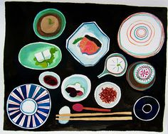 my japanese breakfast by eva lundgreen.