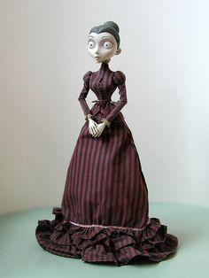 jun planning corpse bride doll: victoria everglot (2005) by j_pidgeon, via Flickr