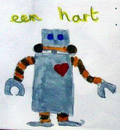 """Cadeautje van filosofiejuf.nl: filosofische praattips over robotica! """"Je bent toch ook geen vrienden met je x-box?"""""""
