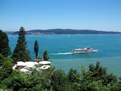 The Bodensee, Germany & Switzerland