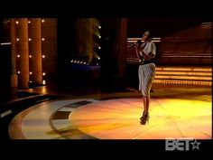 'Running back to you' sung by Le'Andria Johnson