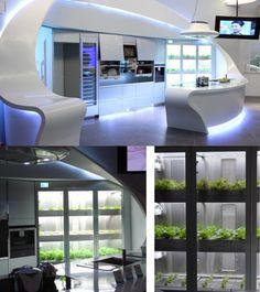 Charmant Futuristic Kitchen Cupboard Designs Image 7 #ModernHomeDecorKitchen  #kitchencupboarddesignsimages Conception Du0027armoires De Cuisine