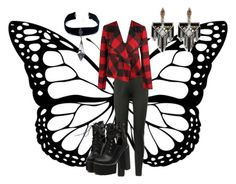 """""""Untitled #130"""" by herojohnson on Polyvore featuring Antonio Berardi, Dex, WithChic, Child Of Wild, Lulu Frost, women's clothing, women, female, woman and misses"""