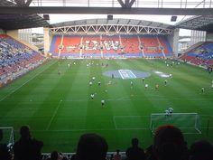 The DW Stadium, Wigan