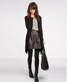 Comptoir Des Cotonniers Really love this whole outfit for dressier fall days