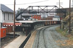 Staunton, VA Station-  Sears Hill Bridge.